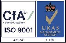 ISO 9001 NEW Logo v small